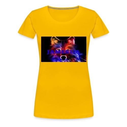 james126 - Women's Premium T-Shirt