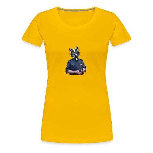 wolf police - Women's Premium T-Shirt