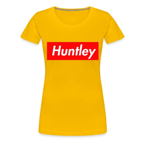 hunt - Women's Premium T-Shirt