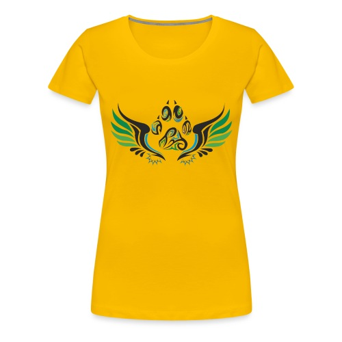 Summer Design - Women's Premium T-Shirt