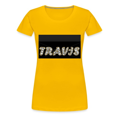Travis - Women's Premium T-Shirt