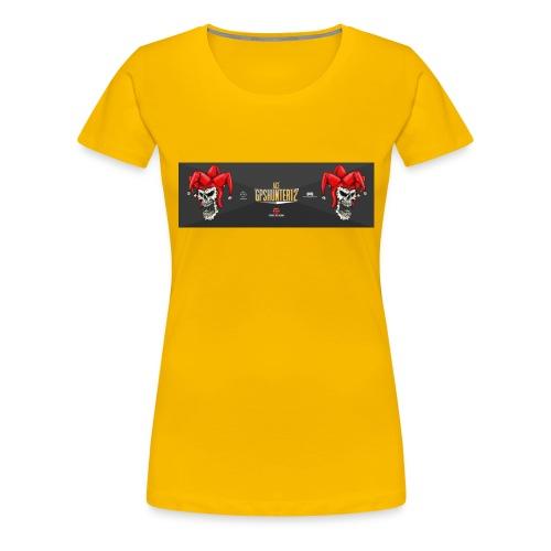 GpsHunter12 - Women's Premium T-Shirt