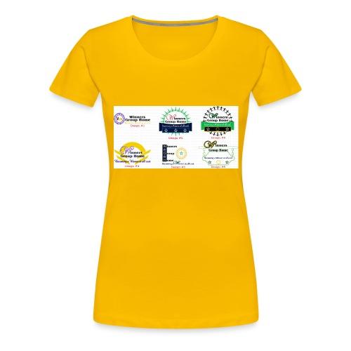 Winners Group Home - Women's Premium T-Shirt