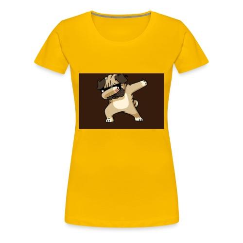 CC9F324B 3BE6 4A74 B066 E1C280E51612 - Women's Premium T-Shirt