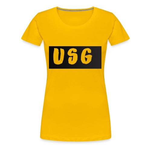 YT merch - Women's Premium T-Shirt