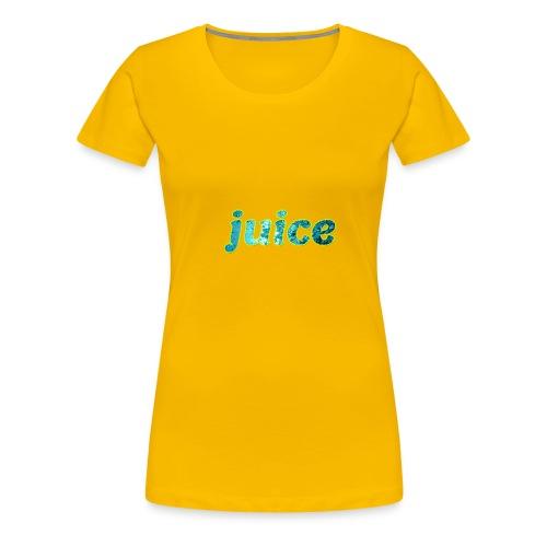 juice - Women's Premium T-Shirt