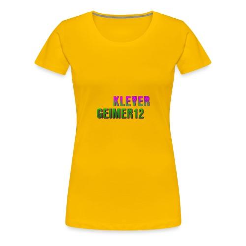 Sin ser1 - Women's Premium T-Shirt