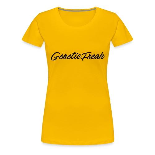 genetic png - Women's Premium T-Shirt