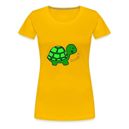 Turtle - Women's Premium T-Shirt
