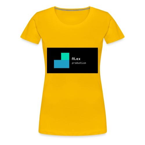 Alex production - Women's Premium T-Shirt