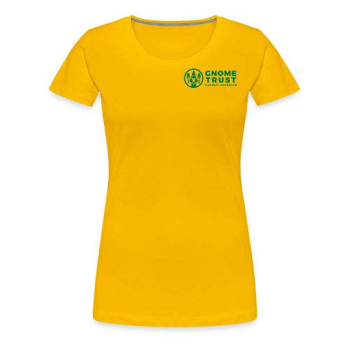 GNOMETRUST - Women's Premium T-Shirt