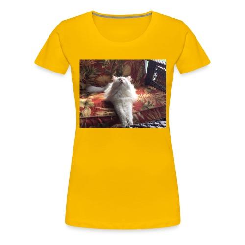 minion cat - Women's Premium T-Shirt