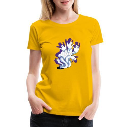 Boo - Women's Premium T-Shirt