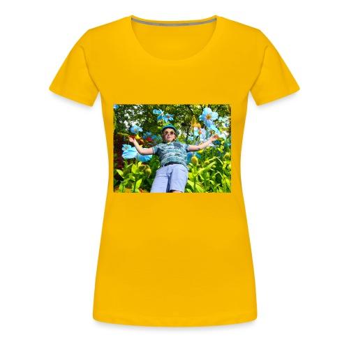 #banger - Women's Premium T-Shirt