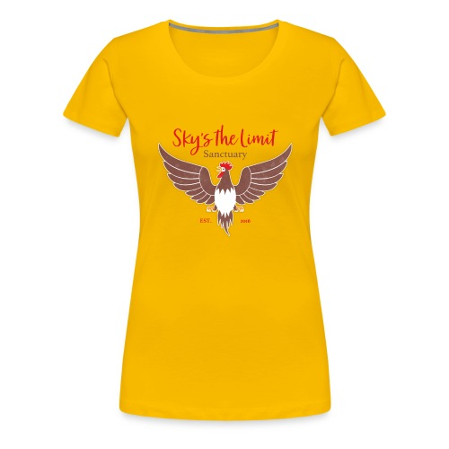 STL Logo - Women's Premium T-Shirt