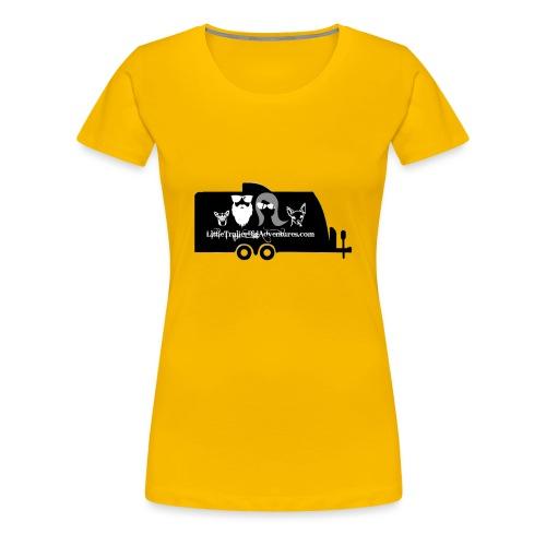 LTBA Trailer - Women's Premium T-Shirt