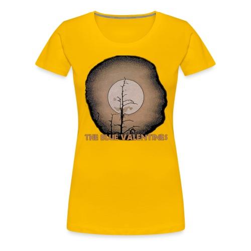 Blue Valentines Tee - Women's Premium T-Shirt