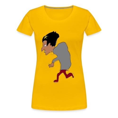 A tea - Women's Premium T-Shirt
