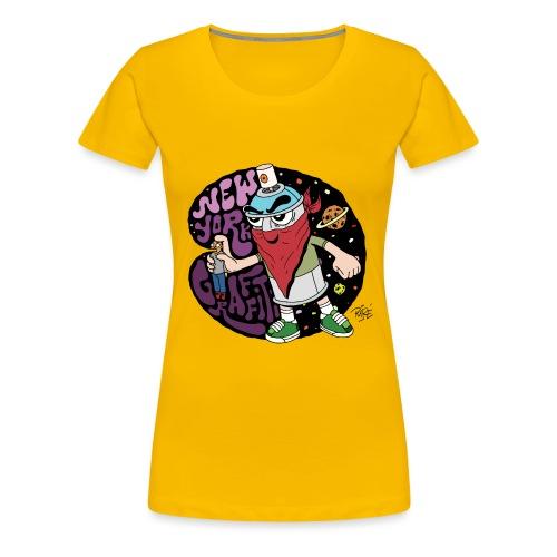 PURE - NYG Design - Women's Premium T-Shirt