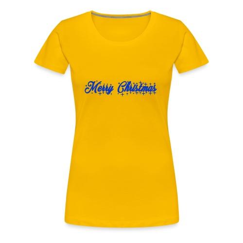 Christmas Design - Women's Premium T-Shirt