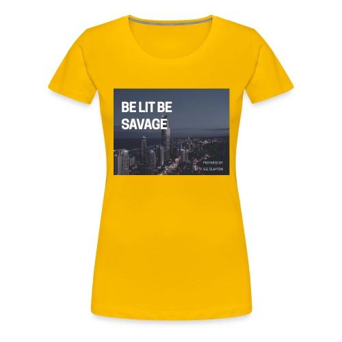 1A1F6F55 E6A7 4D49 A5E7 34FA9B7E83D6 - Women's Premium T-Shirt
