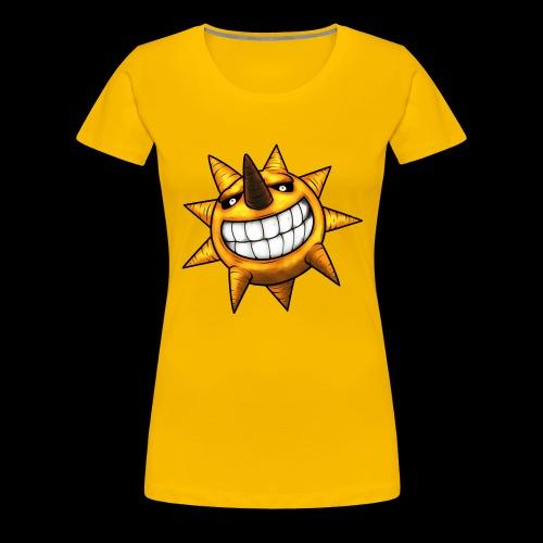 Soul Eater Sun - Women's Premium T-Shirt