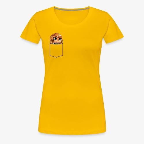 Pocket Sky - Women's Premium T-Shirt