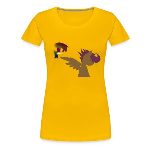 iQEpI33 png - Women's Premium T-Shirt