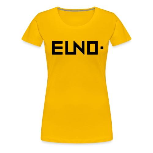 EUNO Apperals 2 - Women's Premium T-Shirt