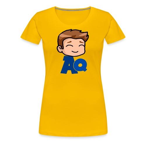 AQ PickUp Games Merchandise! - Women's Premium T-Shirt