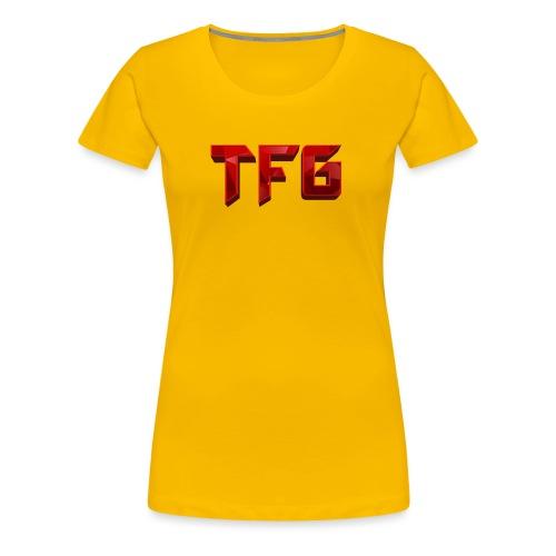 That Fox Gamer Logo - Women's Premium T-Shirt