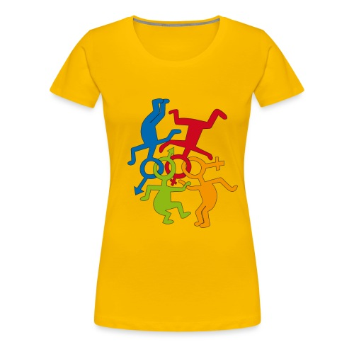 loveislove - Women's Premium T-Shirt
