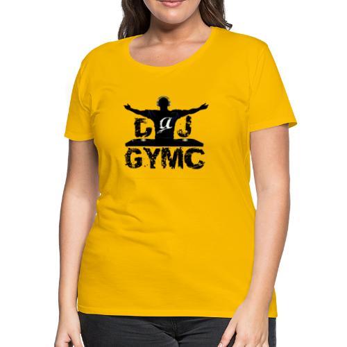 DJ GYMC Logo - Women's Premium T-Shirt