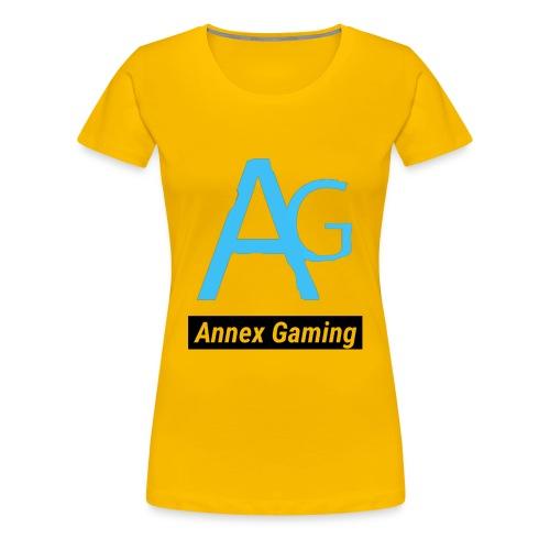 Annex Gaming - Women's Premium T-Shirt