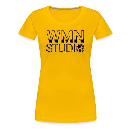 WMN Studio - Women's Premium T-Shirt