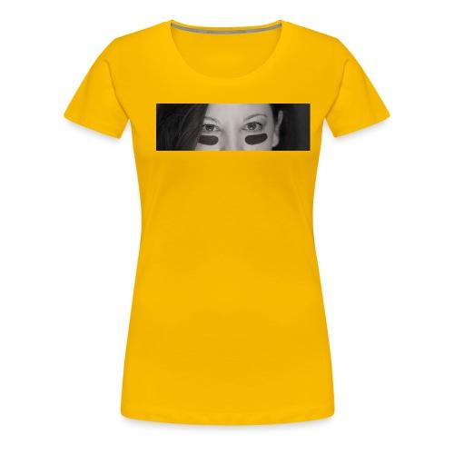EyesOnly jpg - Women's Premium T-Shirt