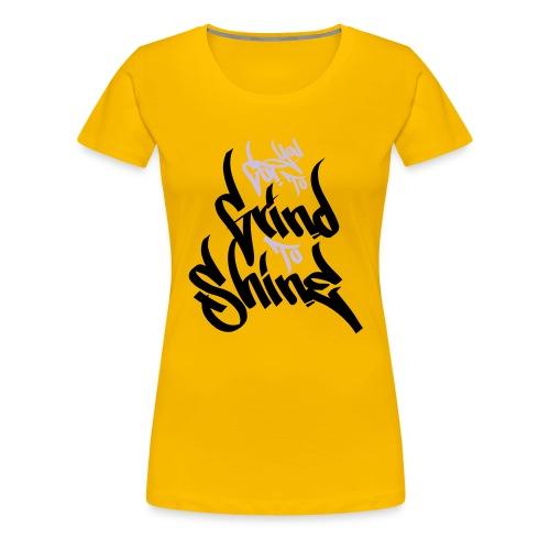 GTS - Women's Premium T-Shirt
