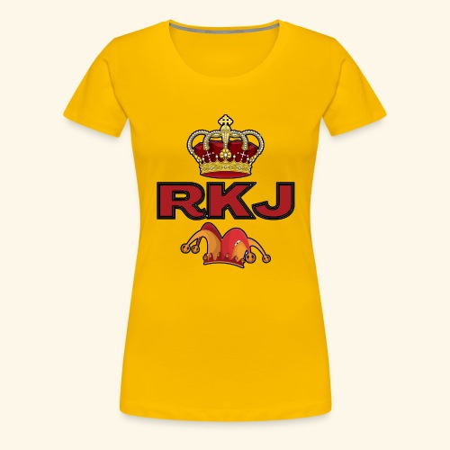 RKJ2 - Women's Premium T-Shirt
