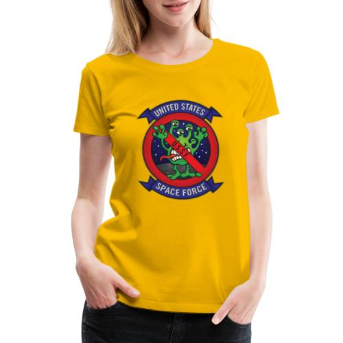 United States Space Force U.S.S.F. - Women's Premium T-Shirt