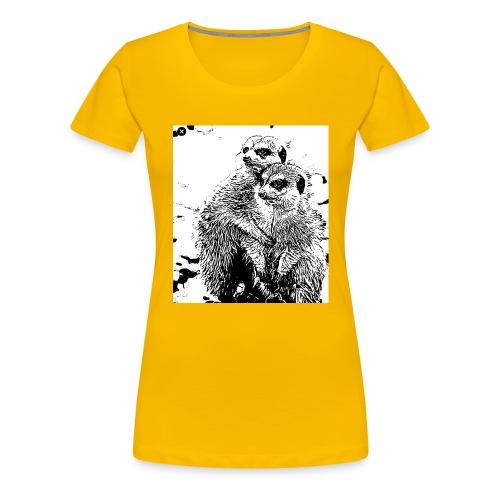 twomangosta - Women's Premium T-Shirt