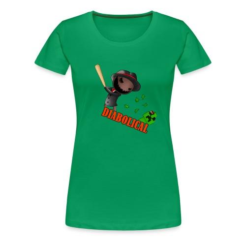 Diabolical sack png - Women's Premium T-Shirt