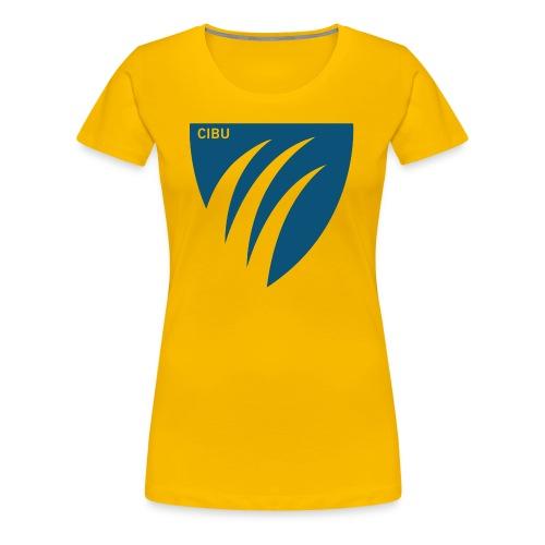 CIBU - Women's Premium T-Shirt