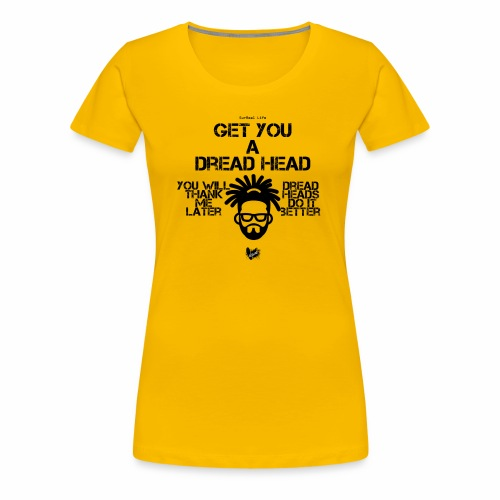 dread head - Women's Premium T-Shirt