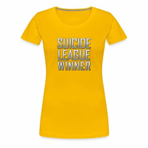 League Winner - Women's Premium T-Shirt
