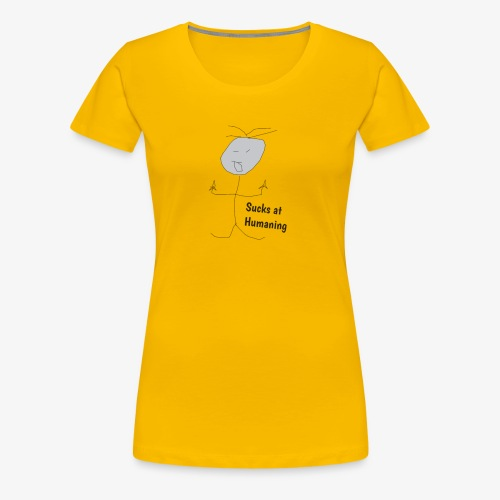 suckit2 - Women's Premium T-Shirt