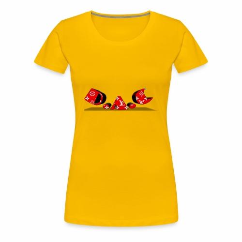 De & cam - Women's Premium T-Shirt
