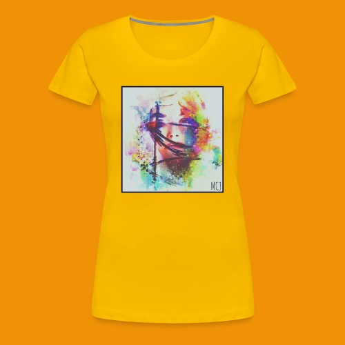 Trapped - Women's Premium T-Shirt