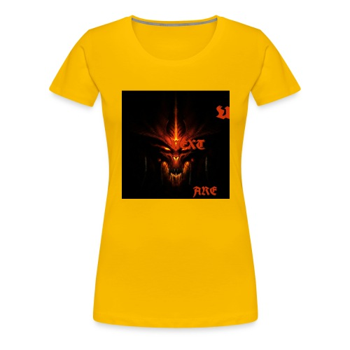 demons!! - Women's Premium T-Shirt