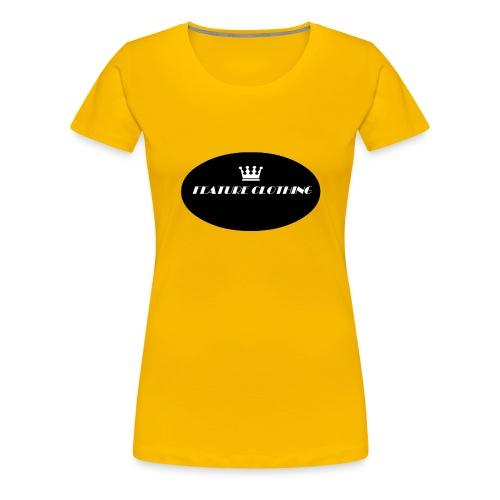 FEATURE_BRAND - Women's Premium T-Shirt