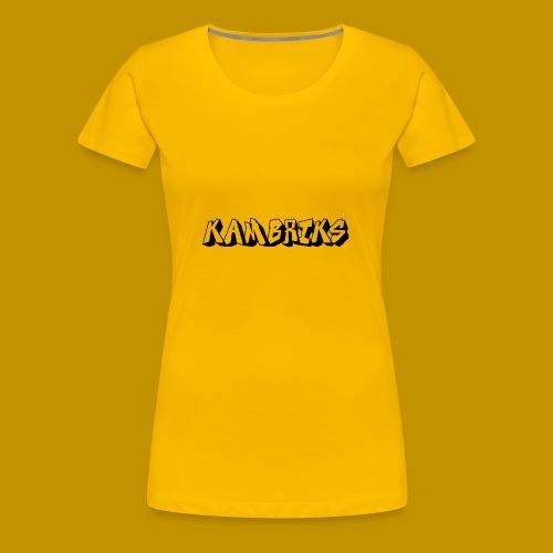 YBN Kambrik$ - Women's Premium T-Shirt